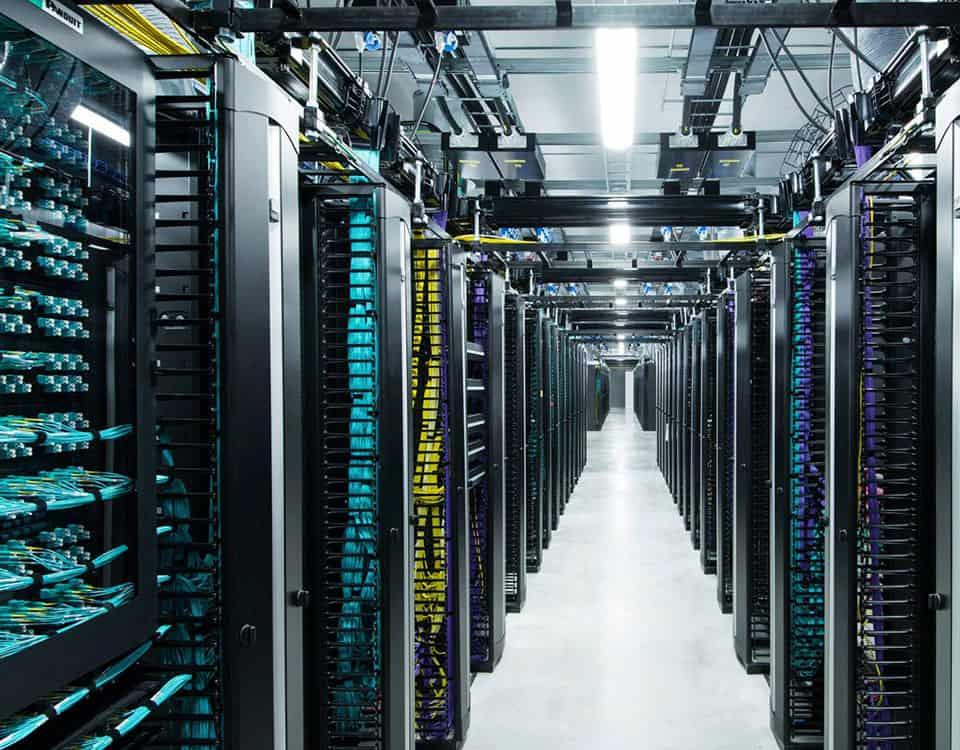 data center design, installation build or upgrade